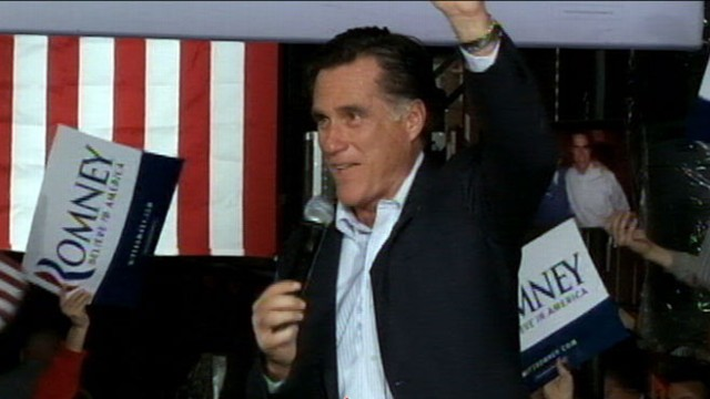 VIDEO: Mitt Romney expected to win todays Nevada caucus as candidates head west.