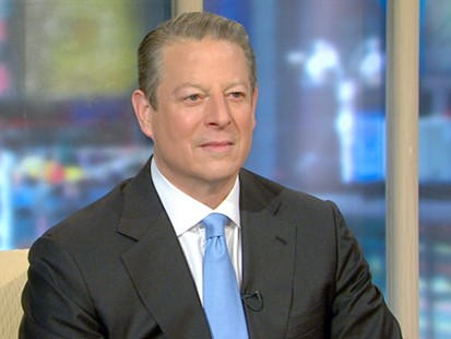 VIDEO: Al Gore talks about his new book.
