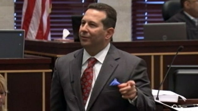 VIDEO: Jose Baez flies to Aruba to try to secure Gary Giordanos release from jail.