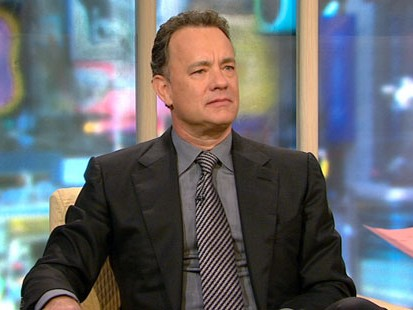 """VIDEO: Tom Hanks discusses his latest film, """"Angels and Demons."""""""