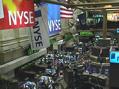 VIDEO: A medley of positive news triggers Wall Street rally.