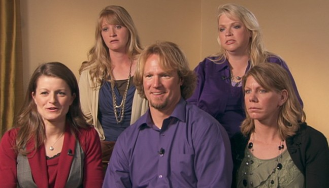 """VIDEO: Utah man accused of bigamy is the star of the new TLC show, """"Sister Wives."""""""