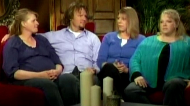 VIDEO: Utah prosecutors weigh whether to charge the Brown family with bigamy.