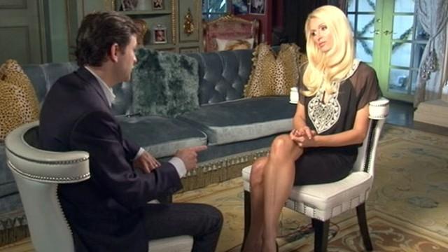 VIDEO: Paris Hilton Walks Out Of Interview