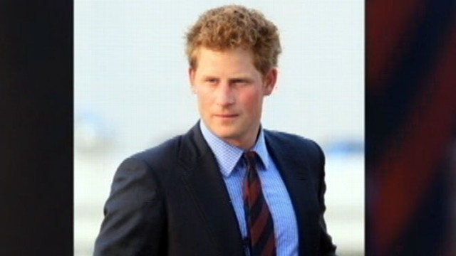 VIDEO: British Royal will train with U.S. military for two months during his stay.