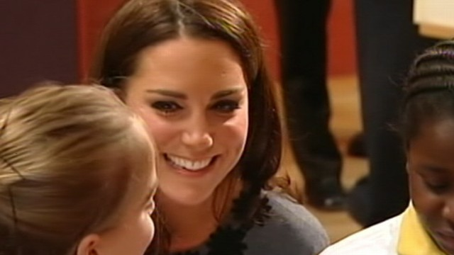 VIDEO: Prince William and Kate Middleton prepare as duchess enters final phase of pregnancy.