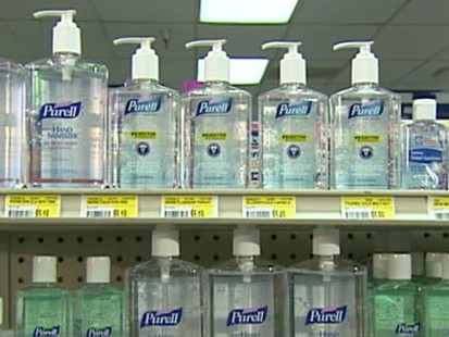 VIDEO: A Nation Addicted to Hand Sanitizer