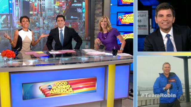 """VIDEO: On her last day before medical leave, the """"GMA"""" anchor recalls the good times."""