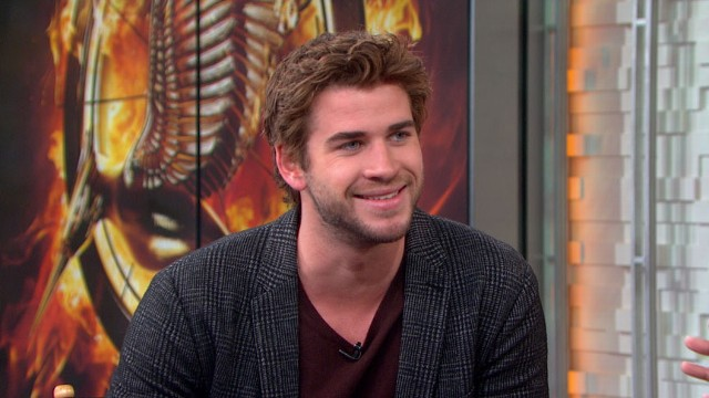 VIDEO: Hemsworth revives role of Gale as rebel with a cause and rival for Katnisss heart.