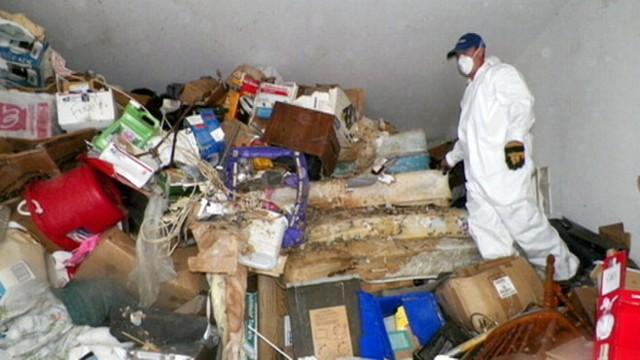 VIDEO: Is Las Vegas Home Worst Case of Hoarding?