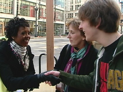 VIDEO: Mellody Hobson offers advice to unemployed Americans facing hefty bills.
