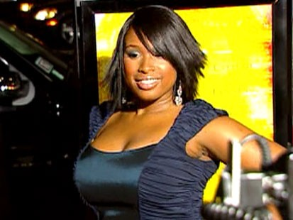 A picture of Jennifer Hudson.