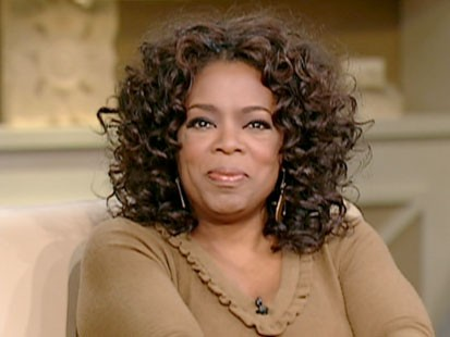 the life of oprah gail winfrey essay