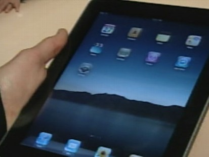 VIDEO: The iPad Makes its Debut