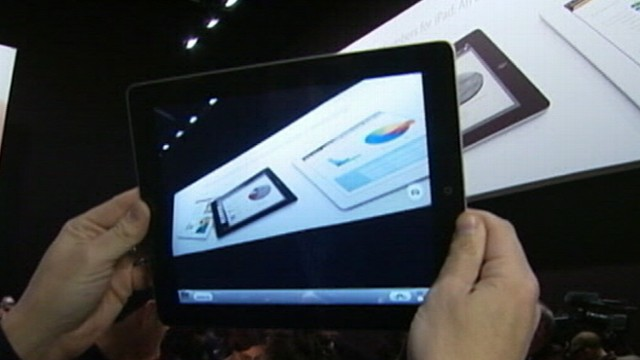 VIDEO: Consumer Reports says in some lab tests the tablet can heat up to 116 degrees.
