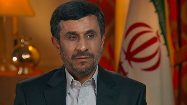 VIDEO: Iranian president talks to George Stephanopoulos in an exclusive interview.