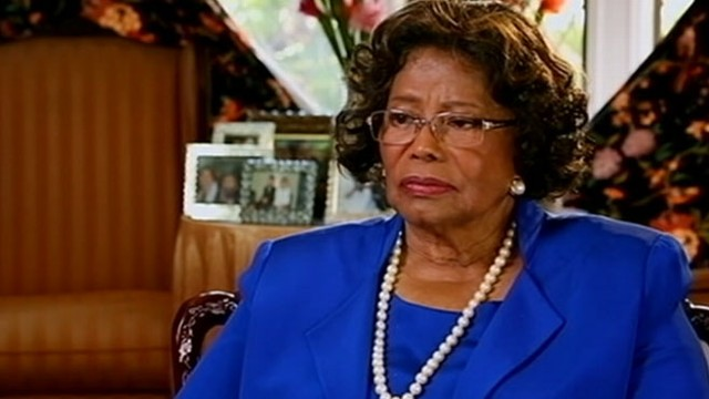 VIDEO: Katherine Jackson Breaks Silence About Paris
