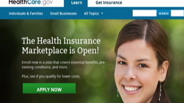 VIDEO: Affordable Care Act provision takes affect allowing the uninsured to purchase health insurance.