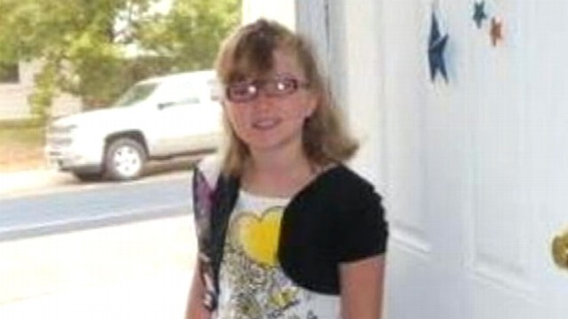 VIDEO: The search for a missing 10-year-old has become a hunt for her killer.