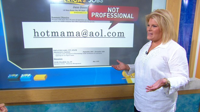 VIDEO: Tory Johnson tells you how to avoid the most common resume mistakes