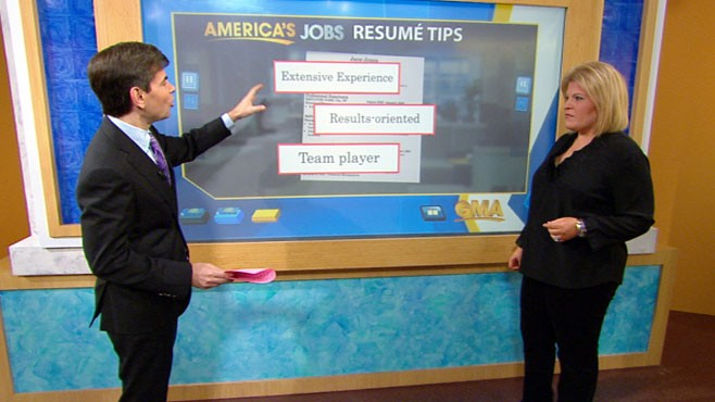 VIDEO: Tory Johnson on which phrases you should steer clear of on your resume.