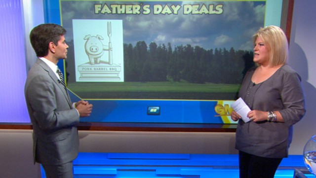 "VIDEO: ""GMA"" fans can save extra cash and keep dad happy with Fathers Day promo codes."