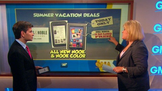 VIDEO: Tory Johnson finds great deals and promo codes that will save money on vacation.