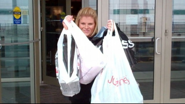 VIDEO: Tory Johnson heads to a mall and explains how to barter for lower prices.