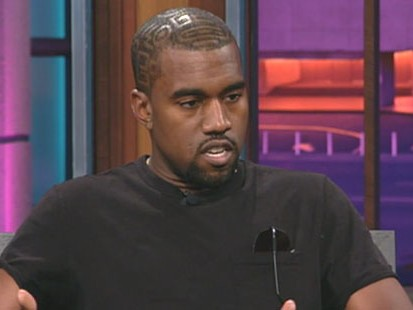 """VIDEO: Kanye West tells Jay Leno that he is sorry for his outburst at the """"VMAs."""""""