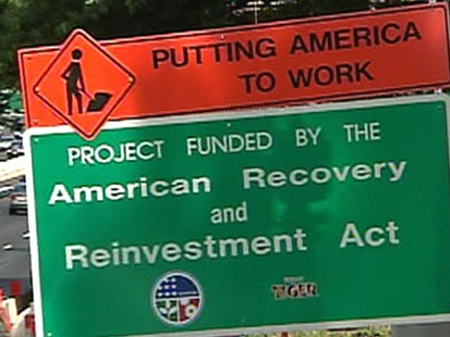 VIDEO: The White House says the stimulus is working, but some economists are doubtful.