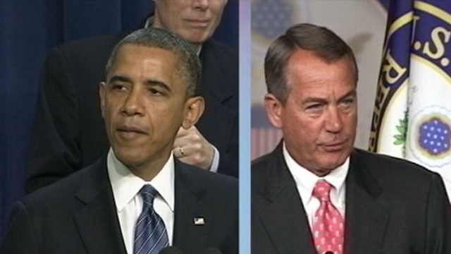 VIDEO: Fiscal Cliff: Little Progress in Obama-Boehner Talks