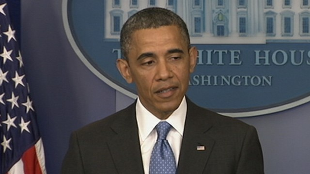 VIDEO: Obama considers nonlethal aid to rebels fighting Aasad, with weapons among the options.