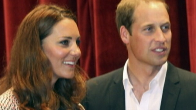 VIDEO: The duchess is reportedly doing better since being checked in with extreme morning sickness.