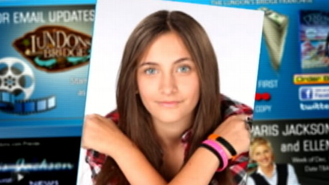 """VIDEO: Michael Jackson?s daughter will debut in """"Lundons Bridge and the Three Keys."""""""