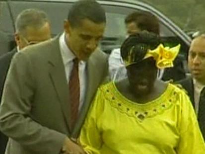 VIDEO: Obama: Legend in Kenya