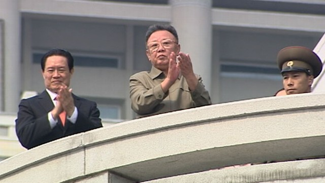 VIDEO: The dictator will be succeeded by his 28-year-old son Kim Jung Un.