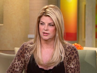 VIDEO: Kirstie Alley dismisses reports that her diet program is linked to her religion.