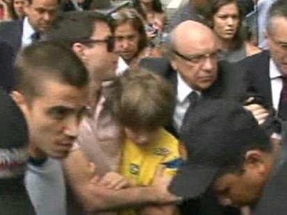 VIDEO: Daniel Goldmans long battle for custody of son Sean comes to an end.