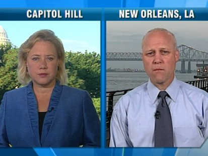 VIDEO: Sen. Mary Landrieu, D-La., says the moratorium is detrimental to the economy.