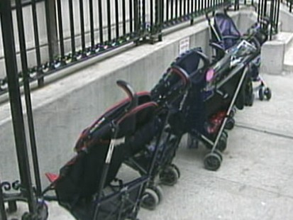 VIDEO: Popular stroller maker Maclaren recalled more than a million strollers.
