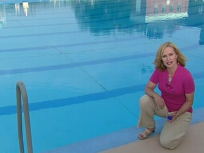 VIDEO: The CDC says there are up to 20 stomach bug outbreaks a year blamed on pools.