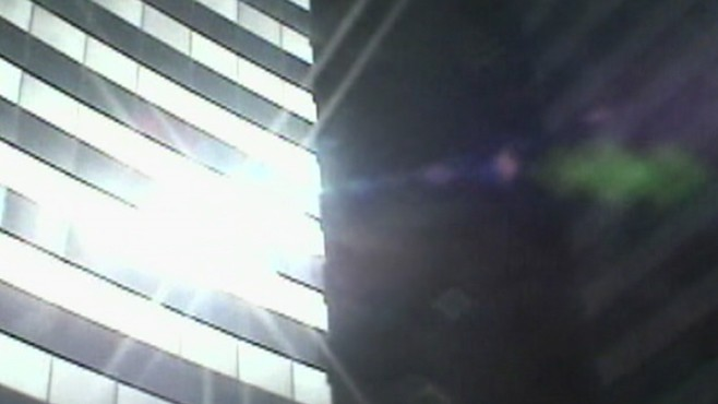 VIDEO: Vdaras energy-efficient windows turn the suns rays into laserlike beams.