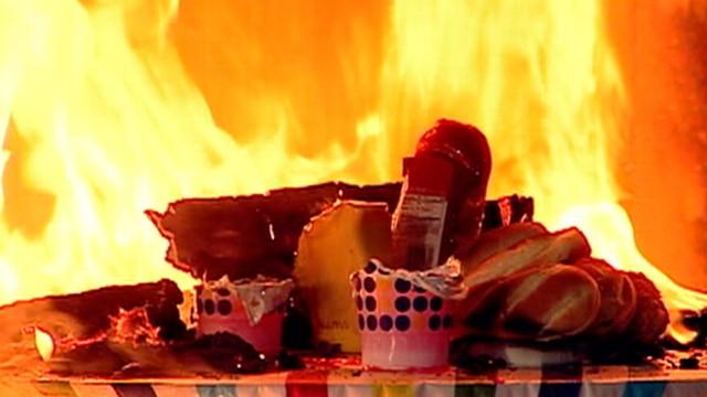 VIDEO: BBQ Dangers