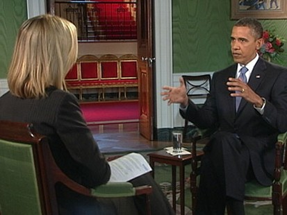 "VIDEO: Obama said Sec. Vilsack ""jumped the gun"" on Sherrods ouster."