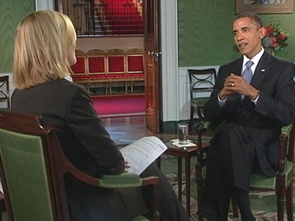 VIDEO: Obama says new consumer law is strongest in history.
