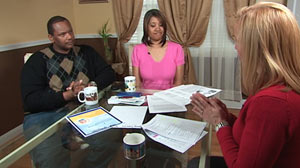 GMA consumer correspondent Elisabeth Leamy helped the Crest family Find $46,993 in savings for family.