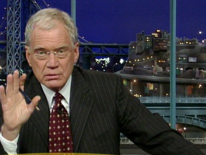 VIDEO: David Lettermans workplace romances raise questions about sexual harassment.