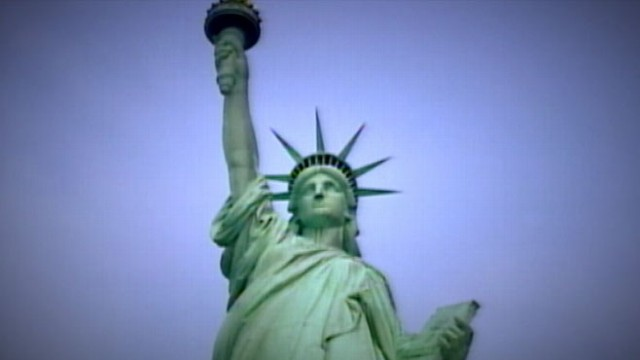 VIDEO: Iconic New York City landmark celebrates anniversary.
