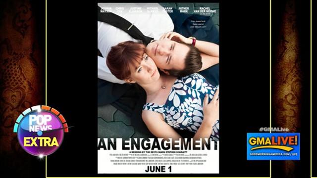 VIDEO: Couple Creates Movie Posters for Wedding Invites