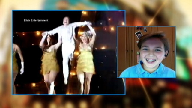 VIDEO: Bar Mitzvah Dance Boy: It Was So Fun!